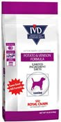 Royal Canin Veterinary Diet Canine Hypoallergenic PV Potato and Venison Dry Dog Food 7.7 lbs Bag, My Pet Supplies