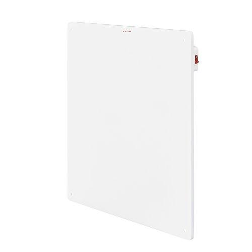 Tec] Panel de calefacción por Infrarrojos radiador de Pared de cerámica Blanco Ahorra energía 400W: Amazon.es: Hogar