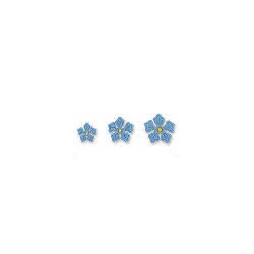 JEM Lacy Flower Cutters, Set of 3