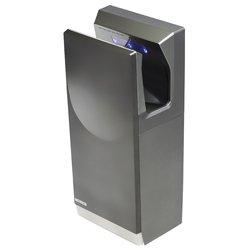 Secador de manos Rossignol Eole Soft Auto plástico secador de manos con regulador de velocidad 800