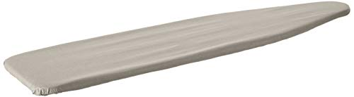 Ironing Homz Board Standard - Homz Standard Ironing Board Replacement Cover with Draw Cord, Grey Solid