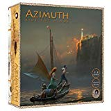 Tyto Games Azimuth: Ride The Winds, 2-4 Player Strategy Boardgame with Co-op Game Play -