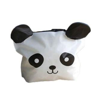 Taka Co Panda Party Supplies 50pcs/Packet Cute Panda Cartoon Biscuit Bag Plastic Candy Cookie Food Cake Bags Box Packaging Bag Wedding Party Decor Supply -