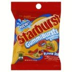Starburst Gummiburst Duos 6 OZ (Pack of 24) by Starburst