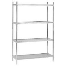 Advance Tabco Solid Stainless Steel Shelf, 18 x 36 inch -- 1 each.