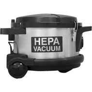 HP 4 Gallon Dry HEPA 390 ASB Canister Vacuum