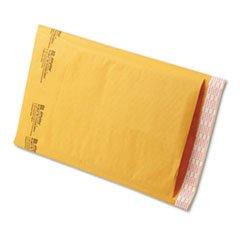 * Jiffylite Self-Seal Mailer, #3, 8 1/2 x 14 1/2, Golden Brown, 100/Carton