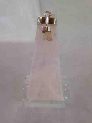 Lámpara de techo grande Cuarzo rosa~: Amazon.es: Hogar
