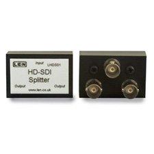 LEN HDS01 Passive HD-SDI Single Channel HD Splitter-by-LEN ()