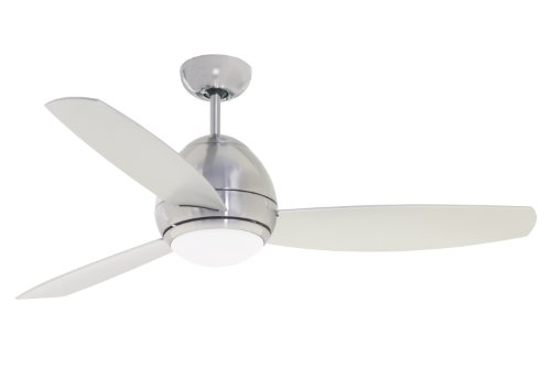 Emerson Curva 52 52 Ceiling Fan Model CF252BS in Brushed Ste