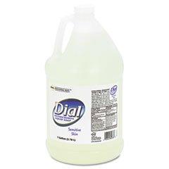 Antibac Sensitive Skin Hand Soap 4/1 Gl Antimicrobial Soap Gallon Pour Bottle