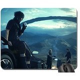 Final Fantasy XV Mouse Pad, Mousepad (10.2 x 8.3 x 0.12 inches)