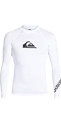 Uomo shirt T White All Time Quiksilver TwzFBq