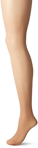 Calvin Klein Women's Matte Sheer Pantyhose with Control Top, Nude 02