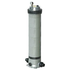 Dayton 4VMN7 Pool/Spa Filter, Cartridge, 38 3/4 Hi
