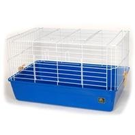Prevue Pet Products SPV3522 Small Animal Tubbie Cage, 28 by 17-Inch
