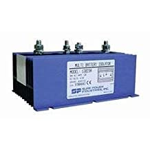 120 Amp Dual Battery Isolator For GM - Delcotron - 12023A by Sure Power Industries