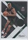 Michael Redd #281/499 (Basketball Card) 2010-11 Prestige - Prestigious Pros - Green Materials [Memorabilia] #22