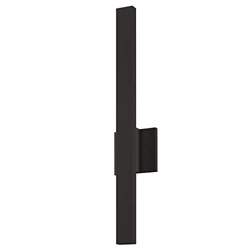 Sonneman 7240-72-WL 24`` LED Wall Sconce from The Sword ()