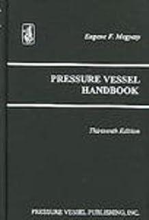 Amazon pressure vessel handbook 14th edition 9780914458241 pressure vessel handbook 13th edition fandeluxe Gallery