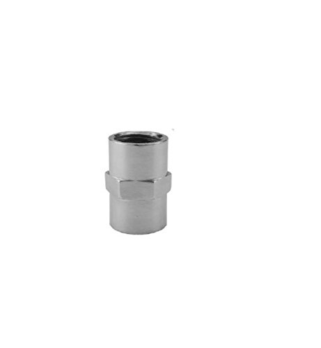 3//4 Satin Chrome 3//4 Standard Plumbing Supply Jaclo 16303-34-SC 3//4 Ips Coupling