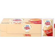 Coffee-mate Non-Dairy Powdered Creamer Coffee Mate Creamer Packets
