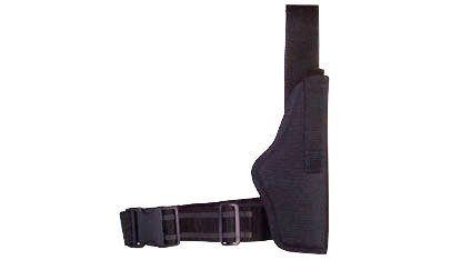 Tiberius Arms Right Hand Holster - Black