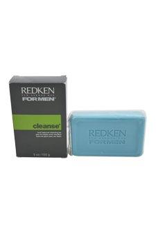Redken for Men Cleanse Acid Balanced Cleansing Bar, 5 (Cleanse Bar)