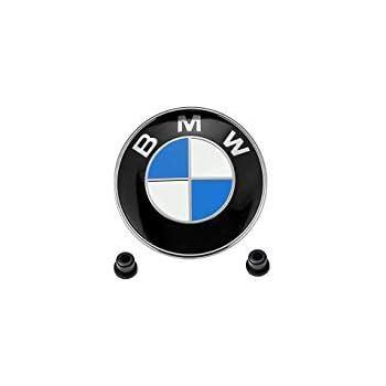 BMW 3 5 7 Rear Badge Emblem BMW 73mm