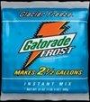 Gatorade Drink Mix Glacier Freeze