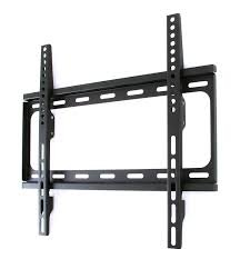 AXXIS LARGE TV MOUNT - FIXED Low Profile TV Wall Mount Bracket for most 32-80 inch TVs - Holds TV 1.25