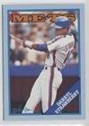 Darryl Strawberry (Baseball Card) 1988 O-Pee-Chee - Box Bottoms #L