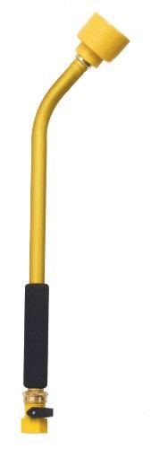 Dramm 12605 Sunrise Rain Wand 16-Inch Length with 8-Inch Foam Grip , Yellow ()