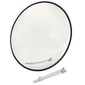 Wide Angle Convex Safety Glass Mirror, 36