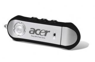Acer MP3 Flash Stick Drivers for PC