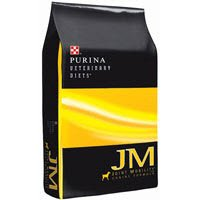 Purina Veterinary Diets JM Joint Mobility For Dogs 32 lb bag For Sale