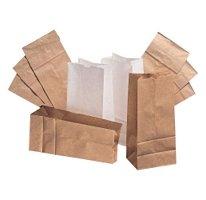 #2 White Paper Bag, 500 Ct.