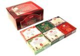 Precious Series Assortment of Six Scents - Total of 12 Boxes, 10 Cones Each - HEM Incense From - Henna Cones