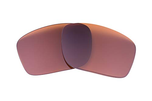 63c62988b6 Amazon.com  LenzFlip Replacement Lenses Compatible with Oakley MAINLINK  -Brown Polarized Lenses  Clothing