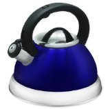 Prime Pacific Whistling Teakettle, Blue by Prime Pacific