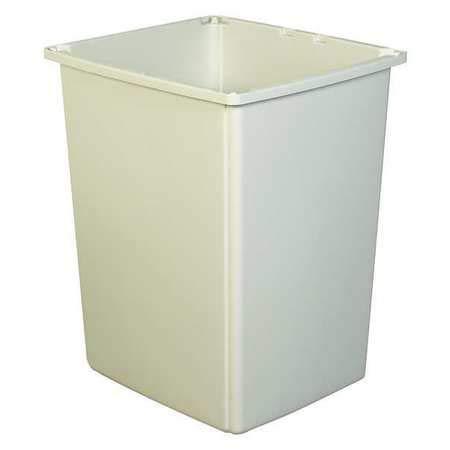 Glutton Container, 56 Gallon, Beige