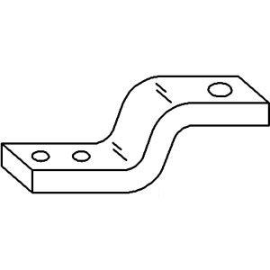 Kubota Tractor Drawbar Hammerstrap Part No: A-36330-89130...