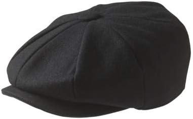 Gorra y bigote de Arthur Shelby de color negro genuino con visera ...