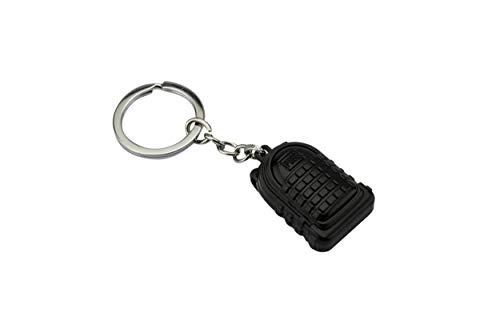 pubg metal keychain