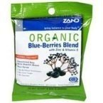 Organic Blue-Berries Blend Lozenges - 18 - Lozenges ( Value Bulk Multi-pack)