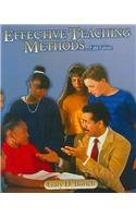 Effective Teachg Methds W/Bridges ACT Bk Pkg