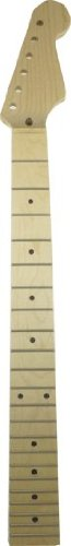 Fender Licensed Guitar Neck For Stratocaster, Modern Style, Maple Fretboard (Fender Guitar Neck)