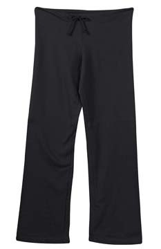 Bella Canvas Ladies' Fleece Straight Leg - Straight Leg Bella Sweatpants