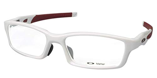New Oakley Prescription Eyeglasses - Crosslink A OX8029 04 - Pearl/Tim Cardinal ()