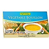 (Rapunzel - Vegetable Bouillon Cubes - No Salt Added, 2.5 oz ( 3 Pack ))